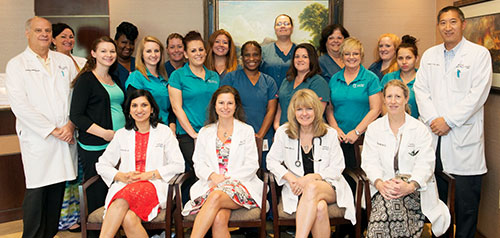 Johns Creek employees for North Atlanta Primary Care