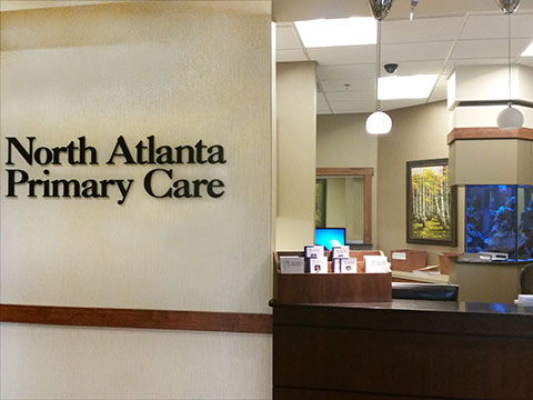 North Atlanta Primary Care in Woodstock
